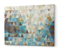 : 'tableau' - Kave Home Diy Tableau, Kare Design, Decoration, Sweet Home, New Homes, Quilts, Blanket, Home Decor, Products