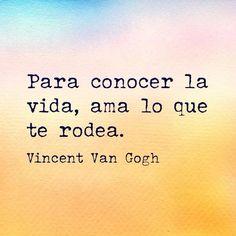 Vicent Van Gogh. #FullENergy