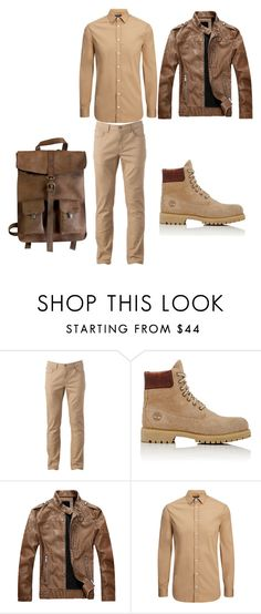 """Untitled #173"" by quasia-taylor on Polyvore featuring Urban Pipeline, Timberland, Joseph, Kjøre Project, men's fashion and menswear"