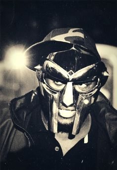 MF DOOM Photogtaphy *posted by Hip Hop Fusion