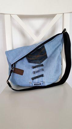 Recy-jeansová kabela XX. | Zobrazit plnou velikost fotografie