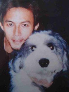 Elegant Man, Dogs, Painting, Animals, Animales, Animaux, Pet Dogs, Painting Art, Doggies
