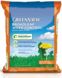 Take back a weedy lawn