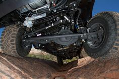 Reasons Why the 2014 Ram Power Wagon is Cool - There's plenty of underbody protection