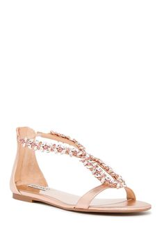 3cbdf4e29bf Badgley Mischka - Haynes Sandal is now 70% off. Free Shipping on orders over