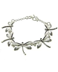 Butterfly Bangles New Collection 2018 Online Designs Silver Bracelets, Bangle Bracelets, Bangles, Dragonfly Jewelry, Bead Jewelry, Dyi Necklace, Dandy Style, Girls Necklaces, Silver Brooch