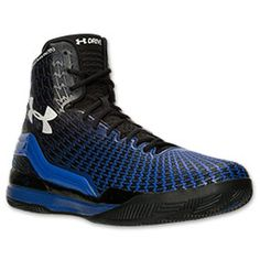 Men's Under Armour Micro G Clutchfit Drive Basketball Shoes| Finish Line | Black/Team Royal