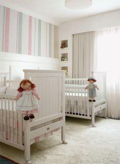 quarto para gêmeos