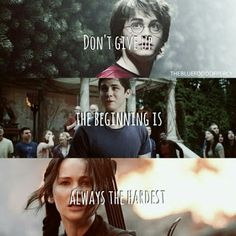 HUNGER GAMES , PERCY JACKSON & HARRY POTTER - Comunidad - Google+