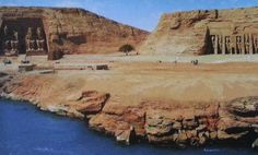 Temples d'Abou Simbel