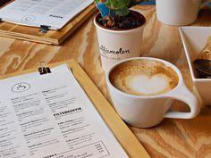 Koffieliefhebbers opgelet voor een lekker kopje koffie moet je bij espressobar…