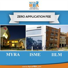 Apply for Top colleges at Zero Application Fees.  Apply Now: qoo.ly/e3tfm  #MBAStudents #MBSAspirants #MBAAbroad