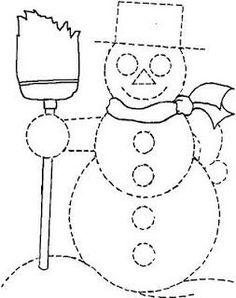 Dibujos gorros invierno para colorear - Imagui | MURALS ...