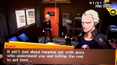 Persona 4 Golden - Kanji Social Link MAX (Voiced)