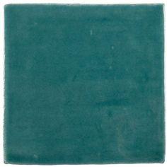 carrelage mural ancien brillant vert 13 x 13 cm pr0810008 - Carrelage Retro Vert