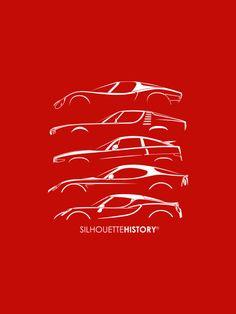 Alfa Romeo Silhoette History