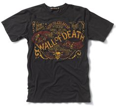 Wall of Death - t-shirt     0=X