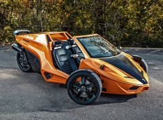 Pin On Dream Cars Wish List on Amazing Cars Photo 9554 Custom Motorcycles, Cars And Motorcycles, 3 Wheel Motorcycle, Polaris Slingshot, Reverse Trike, Car Wheels, Car Photos, Tricycle, Amazing Cars