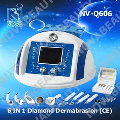 Nova Microdermabrasion Diamond Peel Machine NV-Q606 6 in 1 Salon Spa Facial Care Skin Treatment by Nova, http://www.amazon.com/dp/B006QCLCAS/ref=cm_sw_r_pi_dp_5WuNqb0S7M7NF
