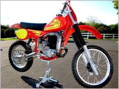 Ready to Rip...The Legendary 1981 Maico 490: Motocross Action called the 1981 Maico Mega 490 the greatest open-class motocross bike of all time...
