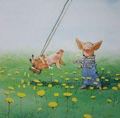 Per endinsar-se en el món dels xiquets, la literatura infantil utilitza moltes vegades als animals, propers i antropomòrfics. Per exemp...