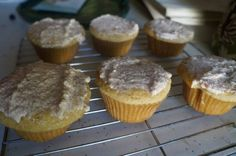 #Vegan vanilla #cupcakes with strawberry icing for a springtime treat on Meatless Monday.