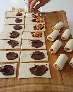 Hazırlaması 5 dakika çıtır çıtır bir tarifim var En pratik kurabiye tarifide diyebiliriz..Çikolata ve elmanın uyumu bir harika..Üzerine…