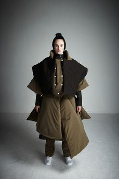 A.W.A.K.E. by Natalia Alaverdian Fall 2013 Ready-to-Wear Collection Slideshow on Style.com