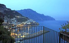 First stop on our honeymoon (Oct 2013) Hotel Il Nido, Amalfi.  Italy