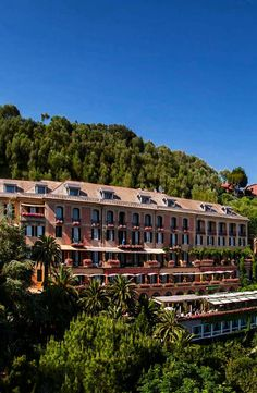 From Pirates to Postcards: a Brief History of Hotel Splendido.  http://www.butterfield.com/blog/2014/07/17/hotel-splendido/  #travel #Italy #hotels #vacation #holiday #myBNR