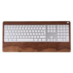 Walnut Keyboard Tray by Woodys | MONOQI