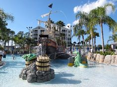 Trip Advisor's Top 25 worldwide family hotels.  Marriott Harbour Lake made it!  Love it there!!