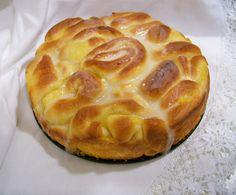 Come Y Disfruta: Rollos de crema de limón glaseados (Lemon rolls)