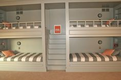 if i ever have a bunch of kids. great bunkbeds.