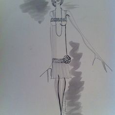 fashion illustration illustration illustrazione fashion illustrazione croquis