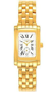 Style Dolce Vita   Model # L51556116   Case 18k Yellow Gold   Band Black Genuine Leather   Dial Color White   Subdial Use Seconds   Hand Indicators Gold tone   Hour Markers Roman Numerals   Crystal Sapphire   Movement Swiss Quartz   Case Size 24.5 mm X 19.8 mm   Case Thickness 5.5 mm   Clasp Type Deployment   Water Resistant 30 meters / 100 feet   Model # Alias L5.155.6.11.6 , L51556116   http://luxury-wrist-watch.blogspot.com/