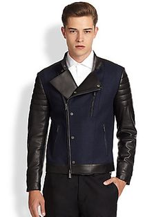 Kent and Curwen Leather