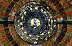 Digital study: lHc - Large Hedron Collider