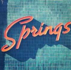 Palm Springs // May