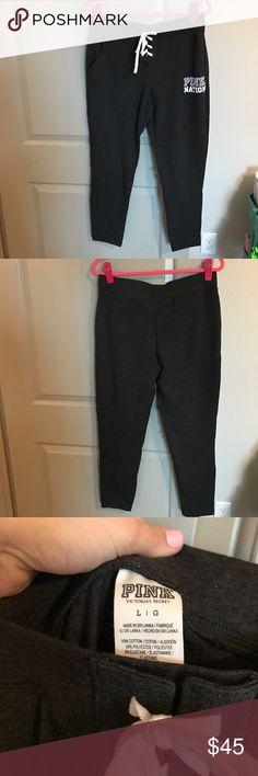 VSJogger Pants Brand new, never worn VS Joggers! PINK Victoria's Secret Pants Track Pants & Joggers