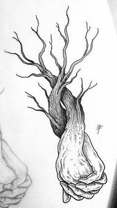 Evliliklerde En Çok Görülen Sorunlar Ve Çözüm Yolları Pencil Art Drawings, Art Drawings Sketches, Cute Drawings, Tattoo Drawings, Body Art Tattoos, Pen Art, Doodle Art, Dark Art, Illustration Art
