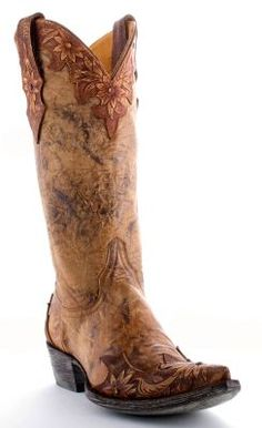 Old Gringo Susana boots. . . Think I just found my next pair.