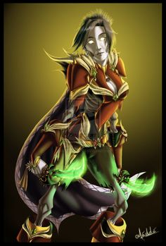 Warcraft Undead Rogue Art Super cool World of Warcraft Horde photos