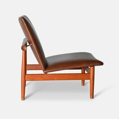 Finn Juhl (1912-1989) designed the Japan chair for France & Son.