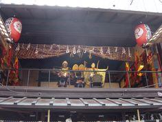 BENKEI and USHIWAKAMARU