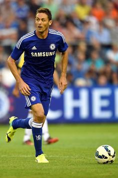 Chelsea FC Nemanja Matic, defensive midfielder, I think he is their 2nd best and most important player behind Hazard.
