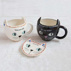 Meow+Collection+-+Start+your+day+right+with+our+ceramic+Meow+Collection!+Dishwasher+and+microwave+safe.