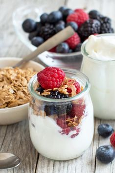 People in Iceland have been eating the cultured dairy product for thousands of years. But now, skyr seems poised to take over right here at home. Here's the case for your new favorite yogurt. #skyr #yogurt #greekyogurt #breakfast #healthyyogurt #superfoods