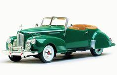 1941 Packard Darrin Convertible From fairfieldcollectibles.com