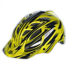 Troy Lee Designs A1 Cyclops Gold Flake Limited Edition Helmet | Troy Lee Designs | Brand | www.PricePoint.com
